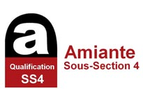 Amiante Sous-Section 4