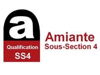 Amiante Sous-Section 4