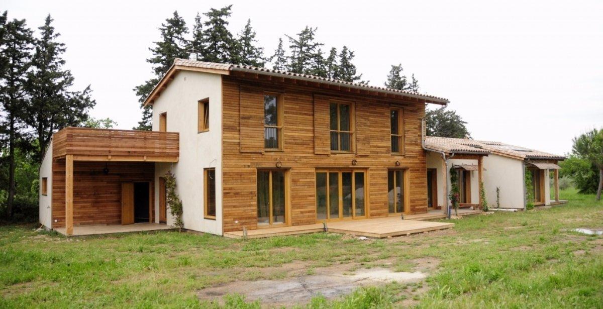 Métier maison ossature bois et surélévation