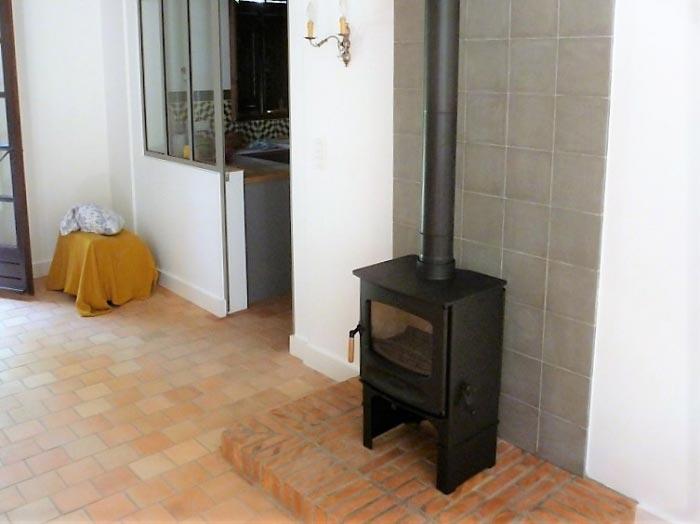 ets art et chauffage 41 po le a bois charnwood c seven ligny le ribault 45. Black Bedroom Furniture Sets. Home Design Ideas
