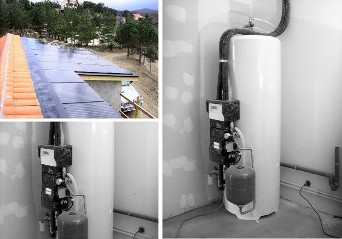 Installation d'une installation photovoltaïque hybride FRANCE WATT-Pyrénées Orientales (66)