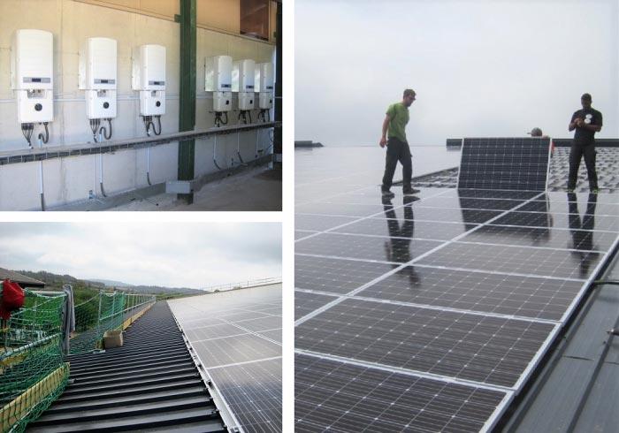 Electricité Solaire photovoltaïque en revente 12 Aveyron