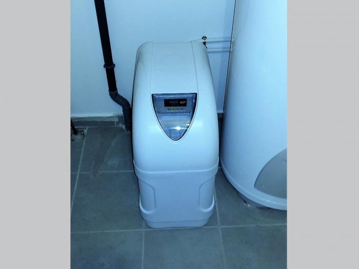 Installation d'un adoucisseur d'eau avec filtration ONYX, 60240, BACHIVILLIERS, OISE, 60.