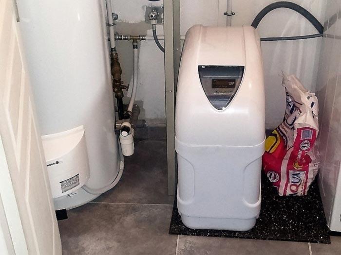 Installation d'un adoucisseur d'eau avec filtration ONYX, 60000, BEAUVAIS, OISE, 60.