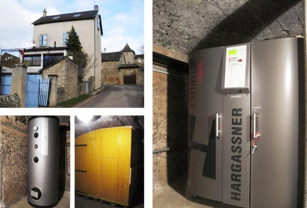 Chaudière Granulés de bois (pellets) Hargassner à Lapanouse 12 Aveyron-Aveyron (12)