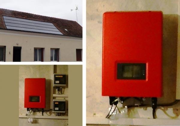 Photovoltaïque 3KW / Monthodon 37 Indre et loire-Indre et Loire (37)