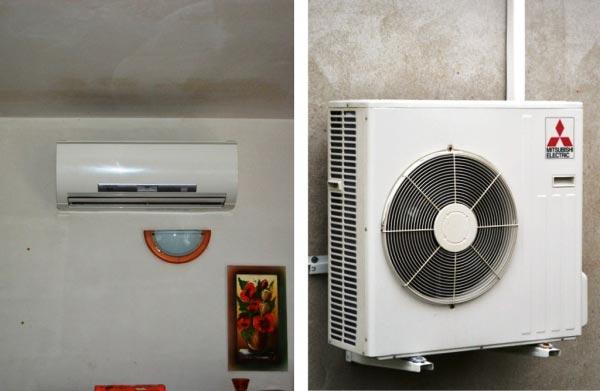 Installation d'une climatisation Mitsubishi Electric à Auray 56 Morbihan-Morbihan (56)