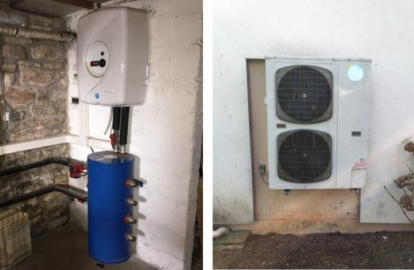 Installation Pompe a chaleur Airpac à Nivillac 56 Morbihan-Morbihan (56)