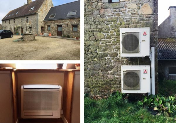 Installation Pompe à Chaleur ( PAC ) LANGUIDIC 56 Morbihan-Morbihan (56)