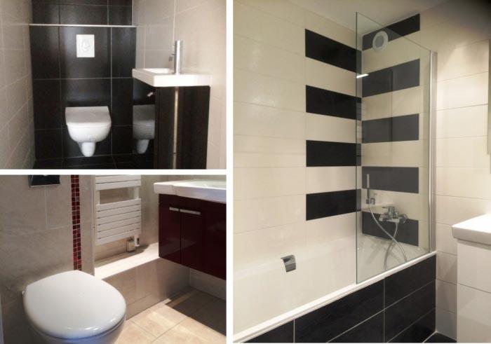 Ets L2E France - Salle de bain complète avec douche ...