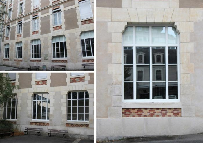 Ateliers Aigret Gosset Sarl Fenêtre Mixte Pvc Aluminium Finstral