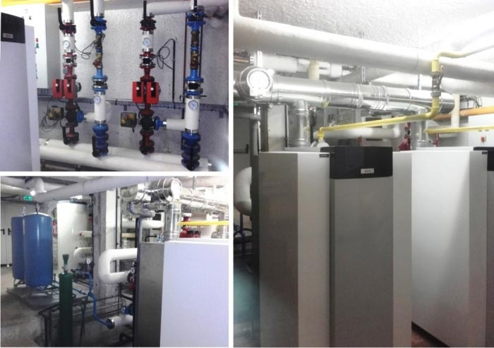 Chaudière gaz à Condensation de marque Elco Rendamax R601 à Chatillon-sur-seine 21 Côte-d'Or région Bourgogne