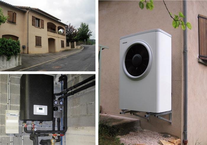 Pompe à chaleur PAC Aérothermie Air/Eau Stiebel Eltron à Creissels 12 Aveyron-Aveyron (12)
