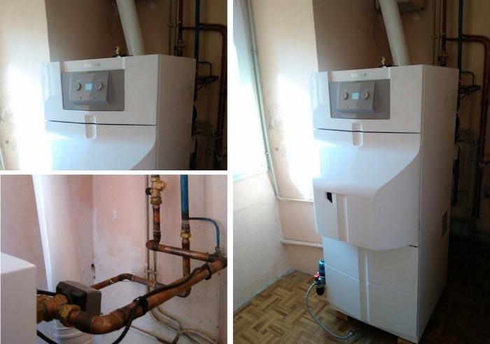 Vente installation chaudière fuel condensation DE DIETRICH 56700 HENNEBONT