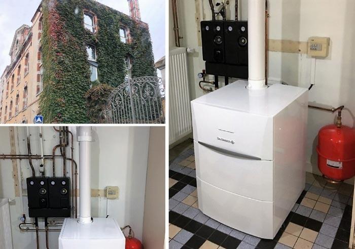 Chaudière gaz condensation De Dietrich Modulens G à Thaon les Vosges 88150 Vosges