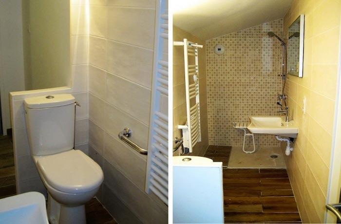 Plomberie sanitaire, rénovation salle de bain, personne à mobilité réduite-Aveyron (12)