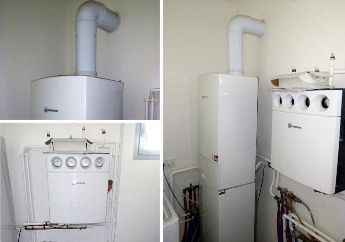vente et pose chaudière gaz condensation DE DIETRICH ploemeur 56270