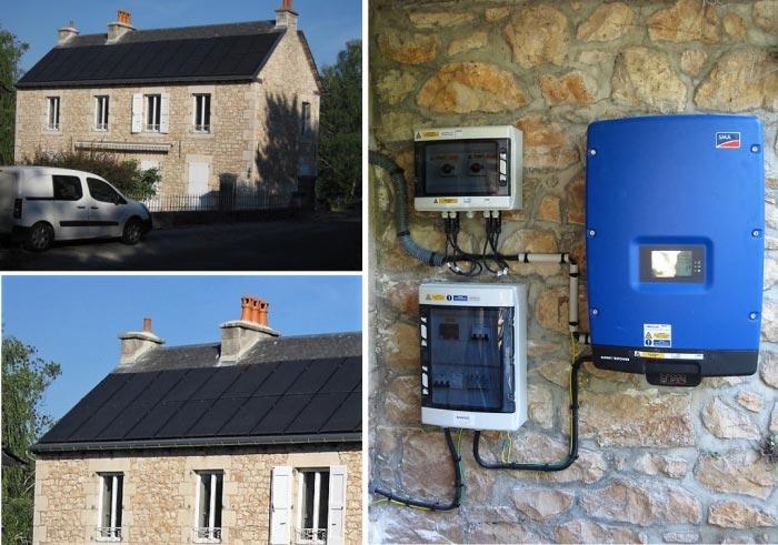 Installateur QualiPV RGE panneaux photovoltaïques injection réseau 12 Aveyron 48 Lozère