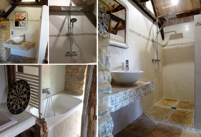 Création complète d'une salle d'eau-Lot (46)