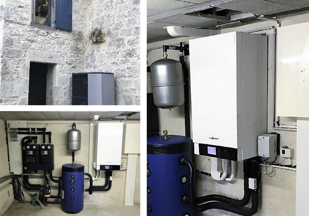 Proactif Viessmann - Pompe à chaleur Air-Eau Viessmann - Secteur Agenais-Lot et Garonne (47)