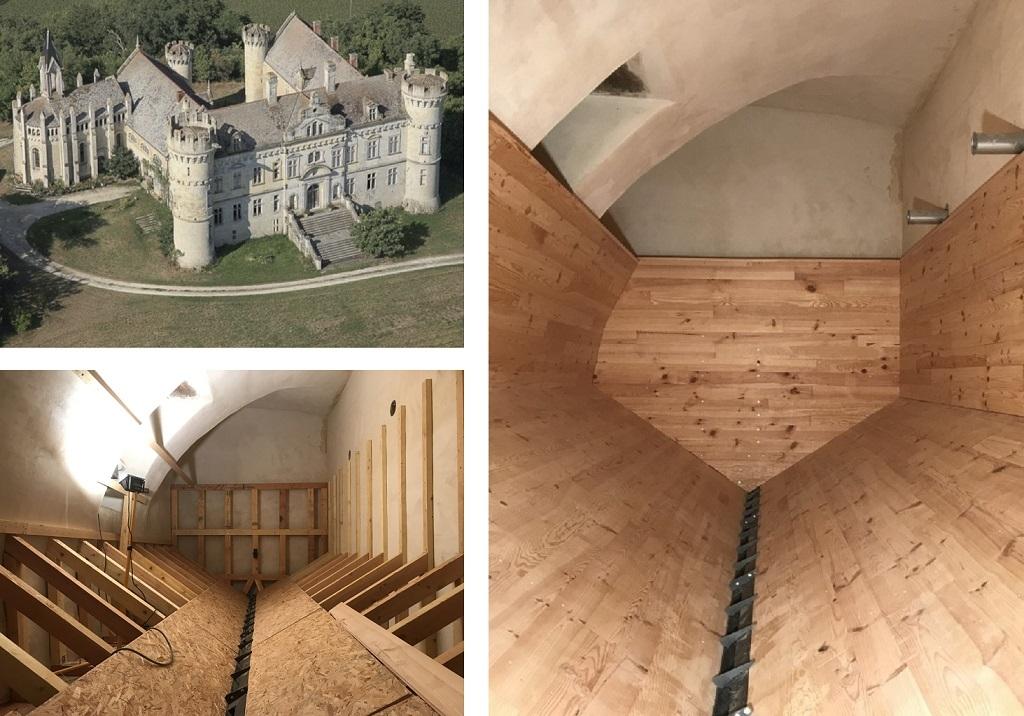 SARL B.Alexis - Construction d'un silo de stockage pour granulés de bois -  Lot et Garonne - Agen - 47 - Gers - Miradoux - 32-Gers (32)