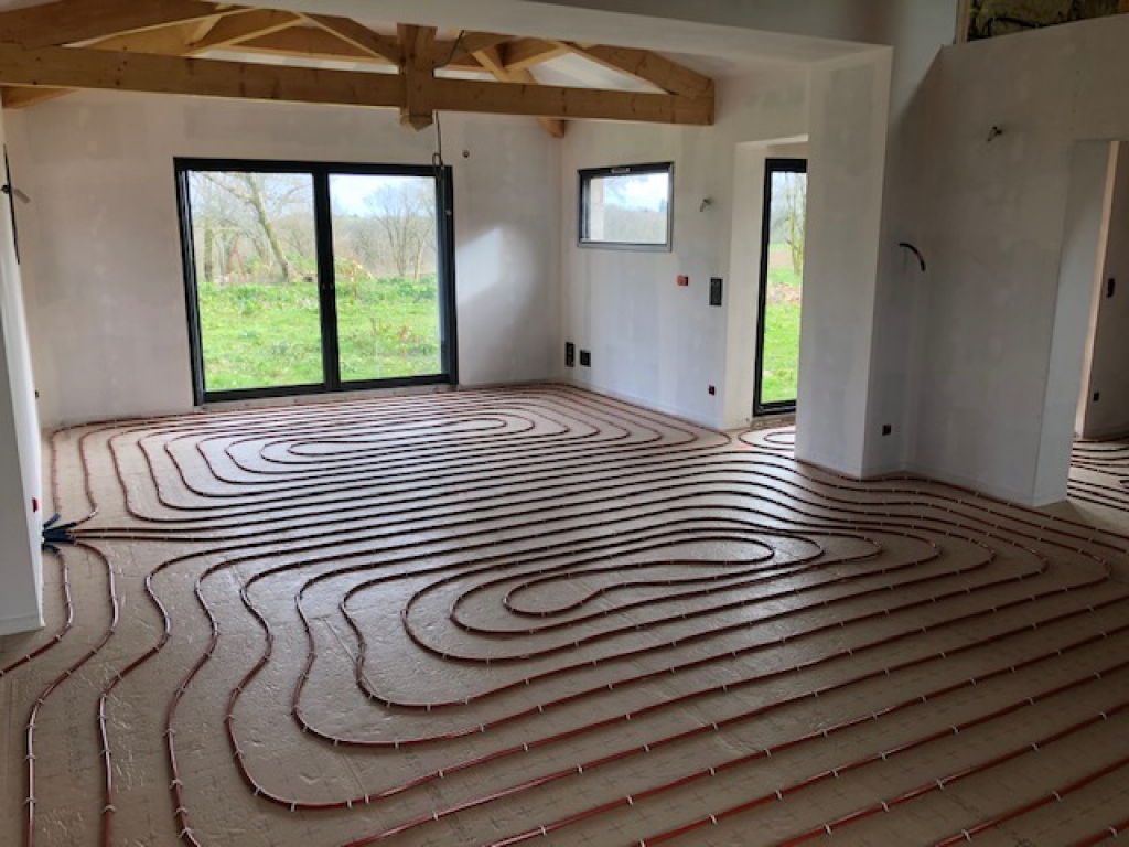 ETS VELLARD Chauffage Installation plancher chauffant - QUALI PAC RGE-Lot et Garonne (47)