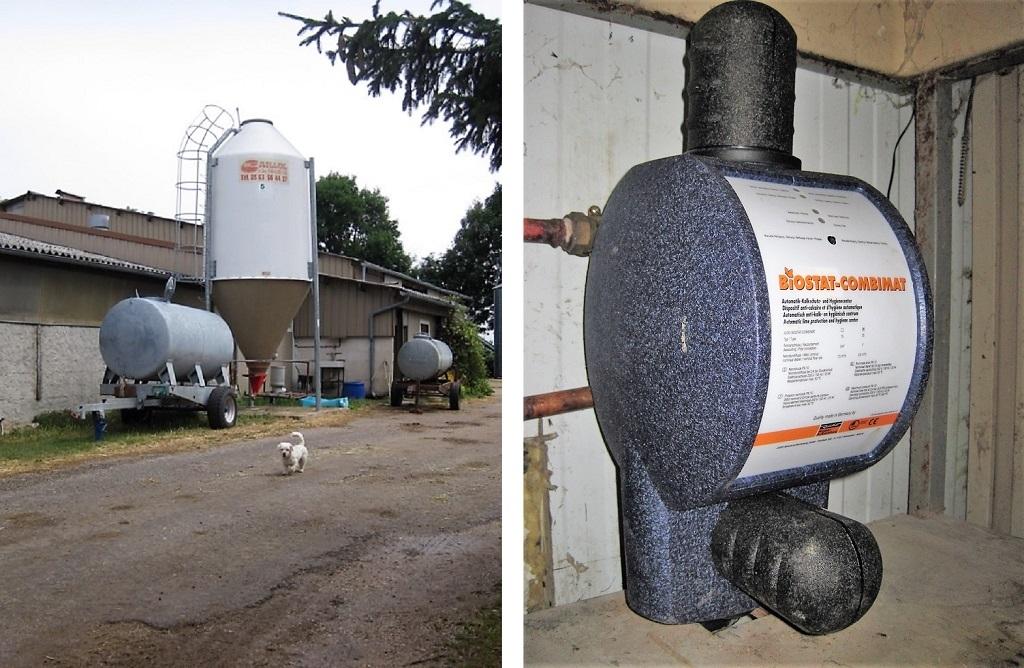 Traitement de l'eau et filtration JUDO