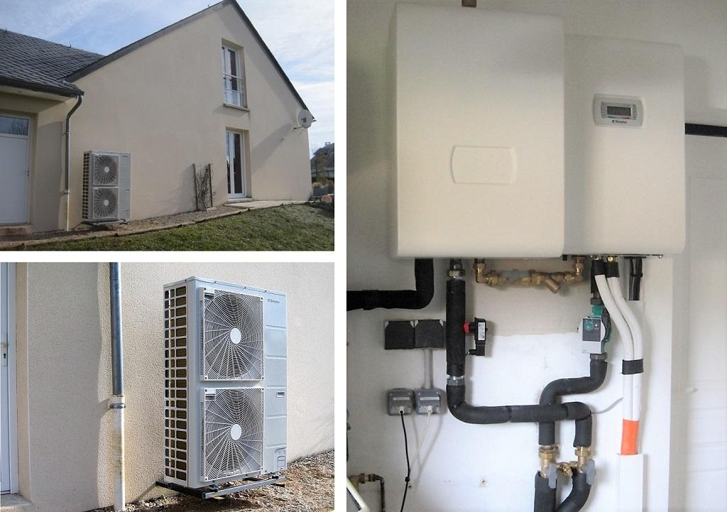 Pompe à chaleur PAC  Air/Eau Dimplex Bi Bloc-Aveyron (12)