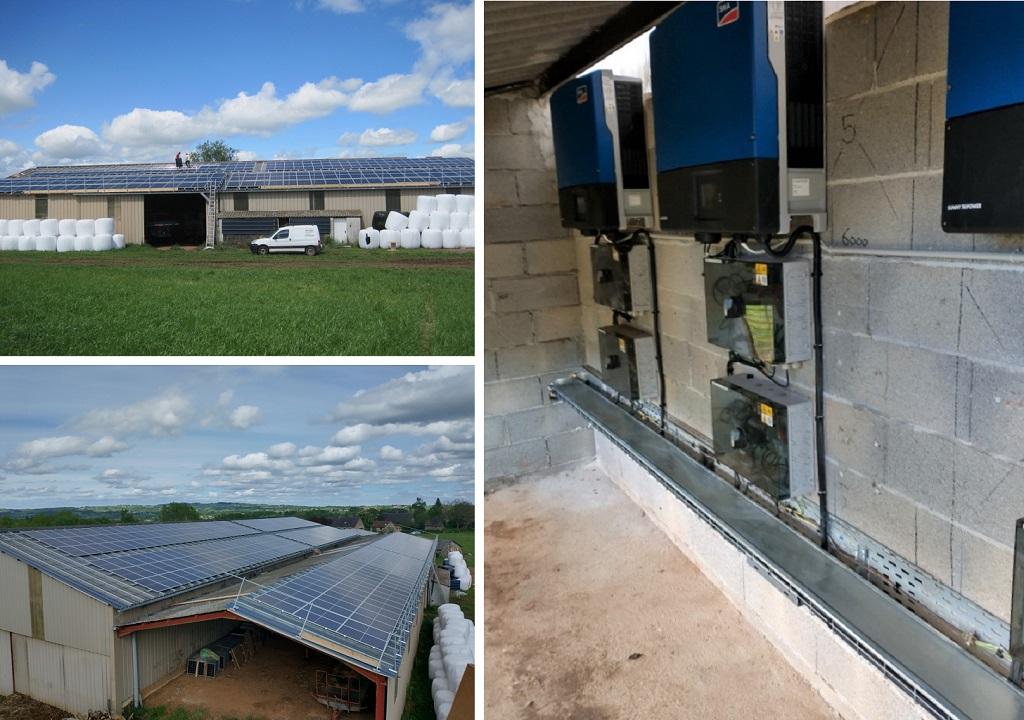 Rénovation électricité Solaire photovoltaïque en revente 12 Aveyron