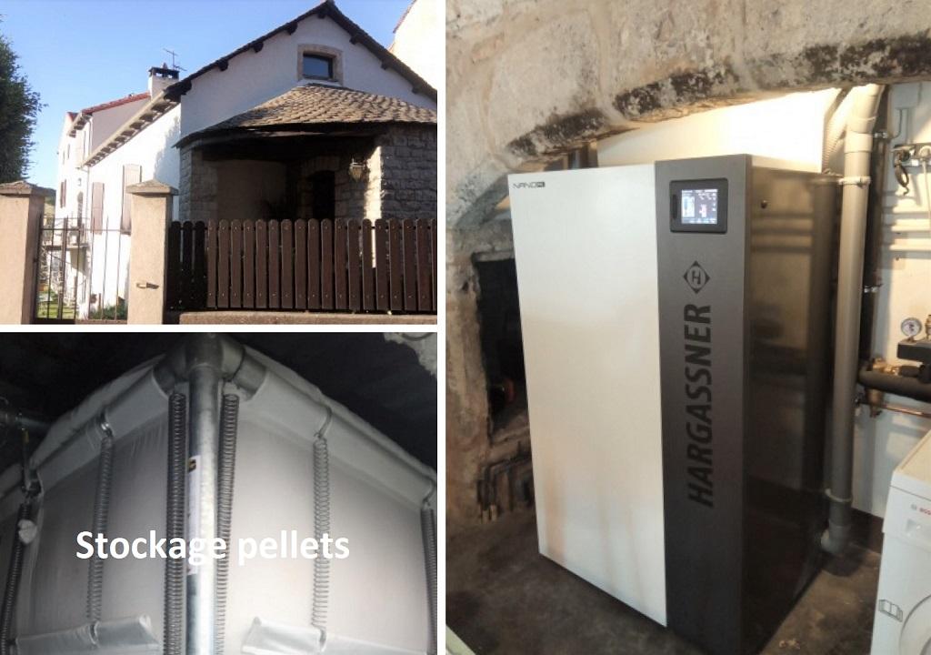 Chaudière granulés de bois pellets Hargassner 12 Aveyron-Aveyron (12)