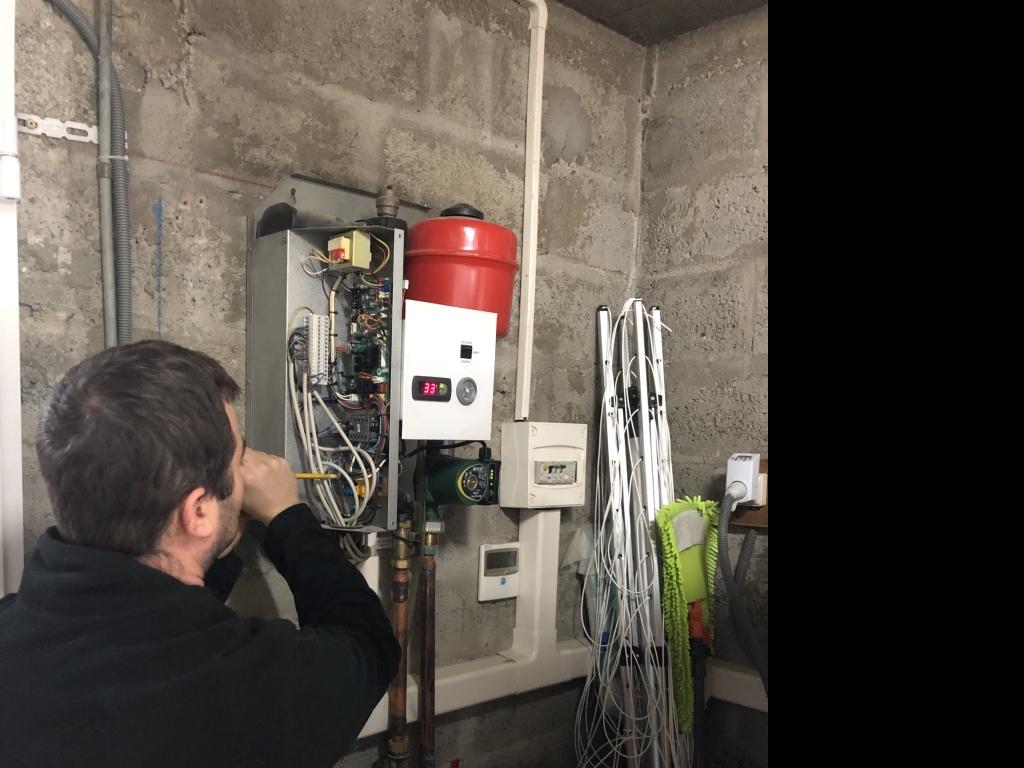 entretien et dépannage pompe à chaleur sanyo airpac