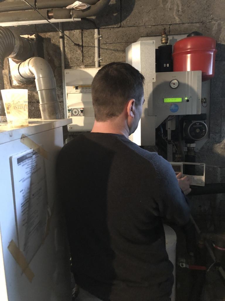 entretien et dépannage pompe à chaleur (Pac) cléguer-Morbihan (56)