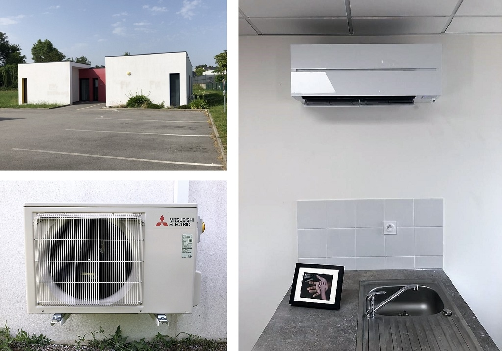 installation climatisation -Morbihan (56)