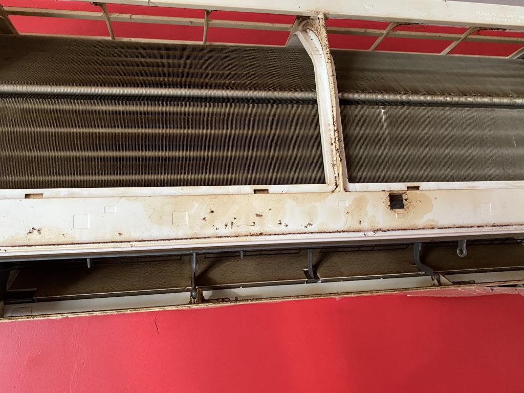 Entretien d'une climatisation -Morbihan (56)