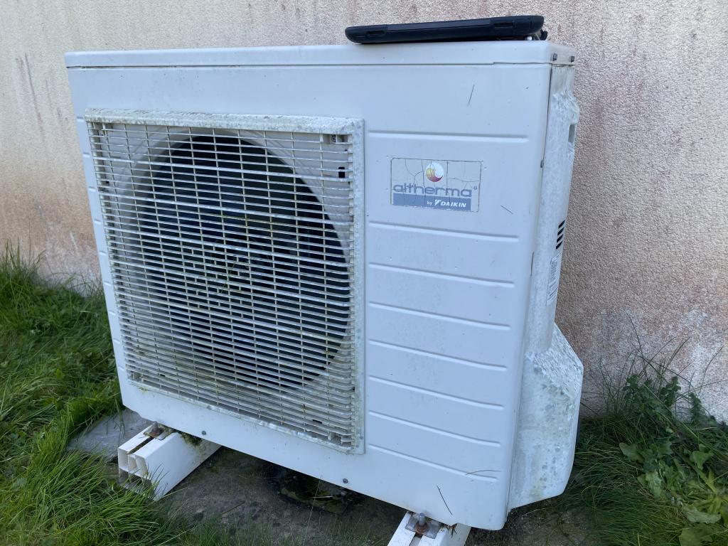 dépannage pompe a chaleur daikin-Morbihan (56)