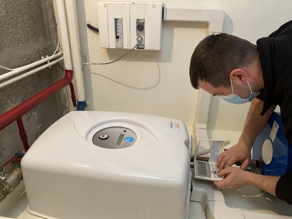 maintenance pompe à chaleur -Finistère (29)