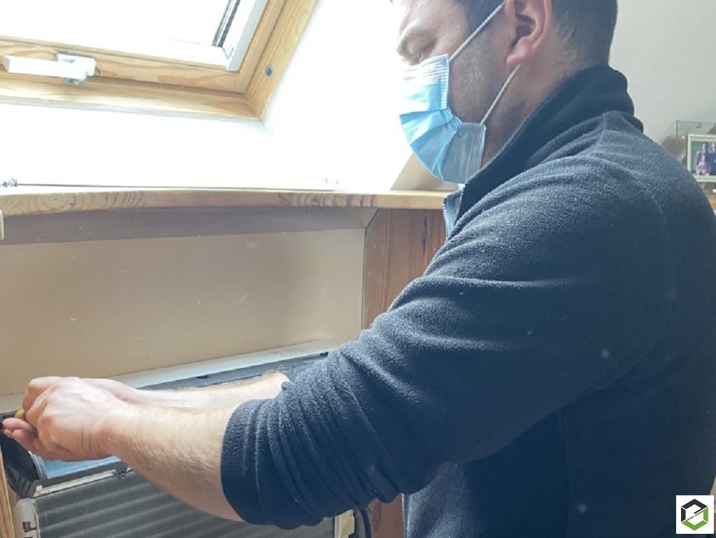Entretien climatisation mitsubishi Electric-Morbihan (56)