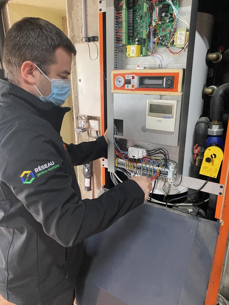 Maintenance pompes à chaleur Airpac Dakota-Morbihan (56)