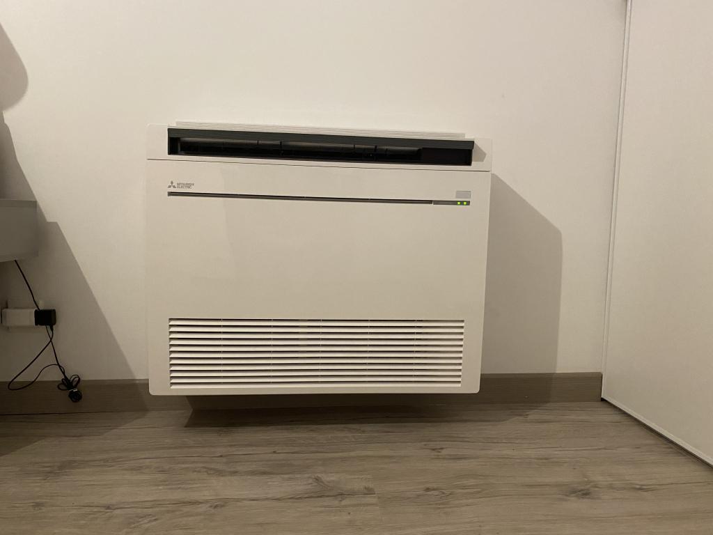 Installation pompe à chaleur Mitsubishi Electric-Morbihan (56)