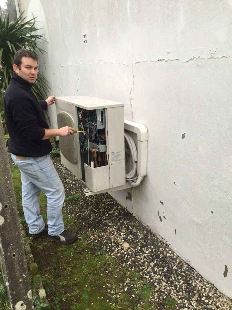 Entretien et dépannage Pompe à Chaleur Airpac à Querrien 29 Finistère-Finistère (29)
