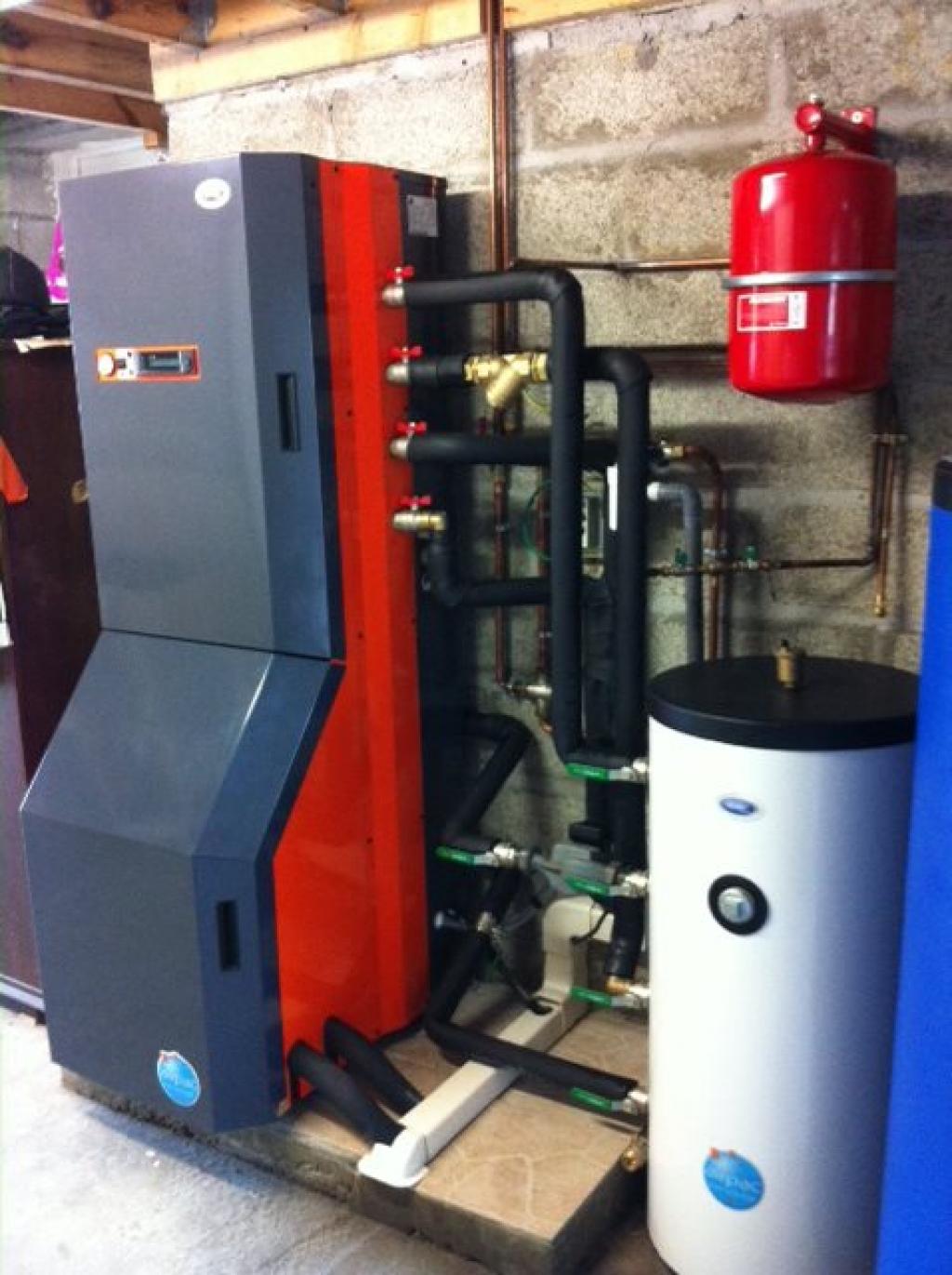 Installation Pompe à chaleur Airpac Dakota à Ploemel 56 Morbihan-Morbihan (56)