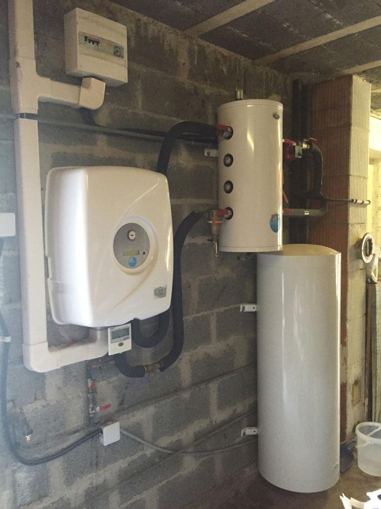 Installation Pompe a chaleur ( Pac ) Airpac à Vannes 56 Morbihan-Morbihan (56)