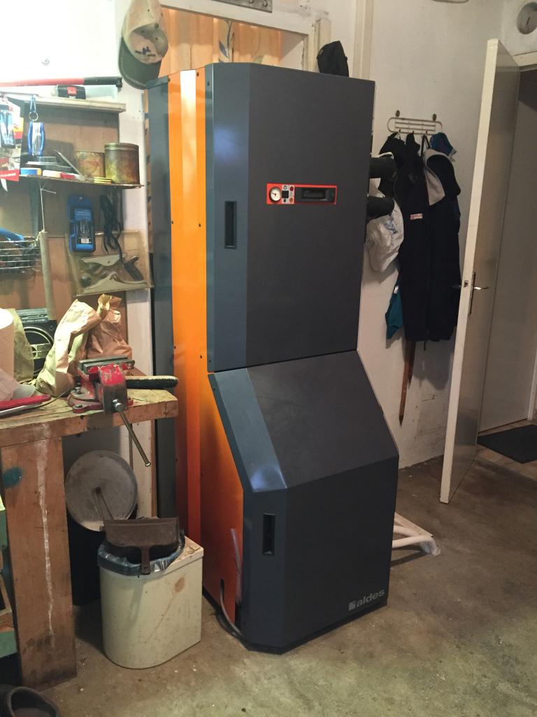 Installation Pompe à Chaleur Airpac Dakota à Vannes 56 Morbihan