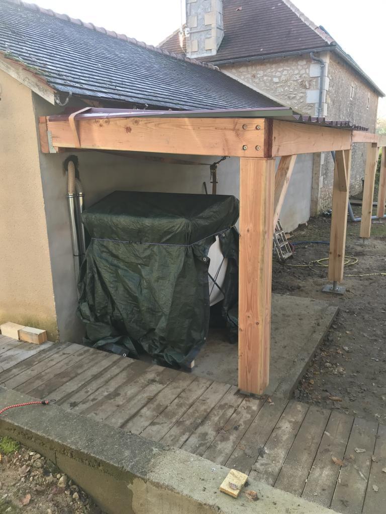 Chaudière à granulés de bois OKOFEN à BONNES - VIENNE 86