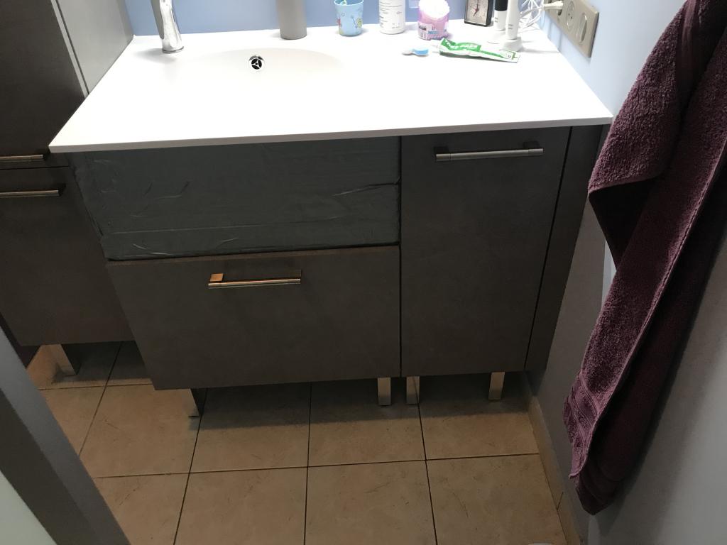 Rénovation d'une salle de bain à VERRIERES - VIENNE - 86