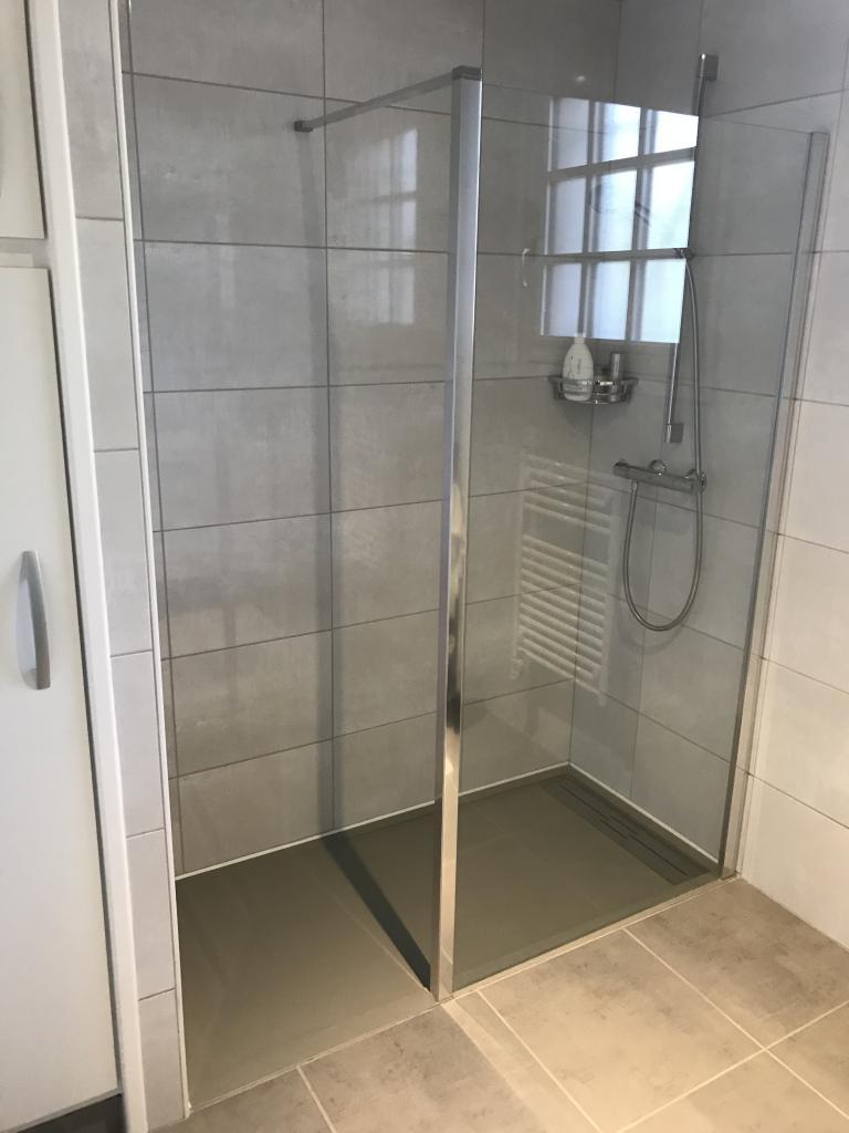 Rénovation d'une salle de bain - CHAUVIGNY - VIENNE - 86