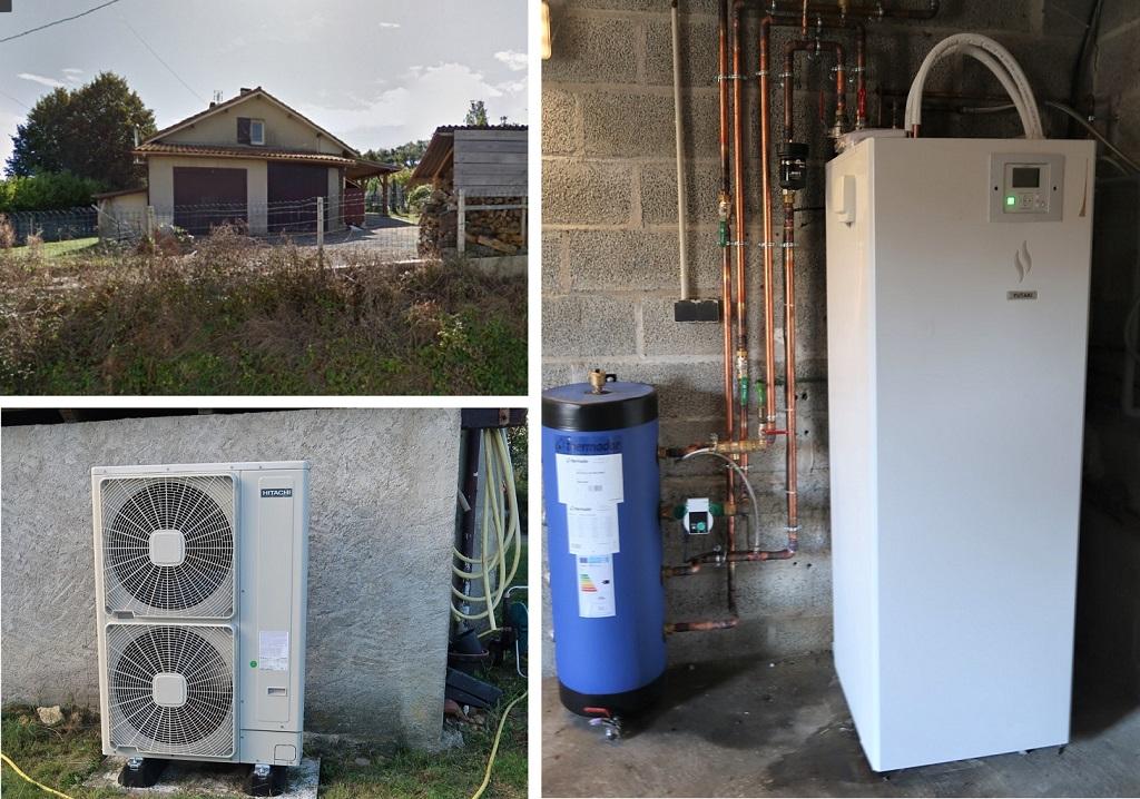 Entreprise installateur PAC - pompe à chaleur Air/eau à Arzacq Pyrénnées Alantiques