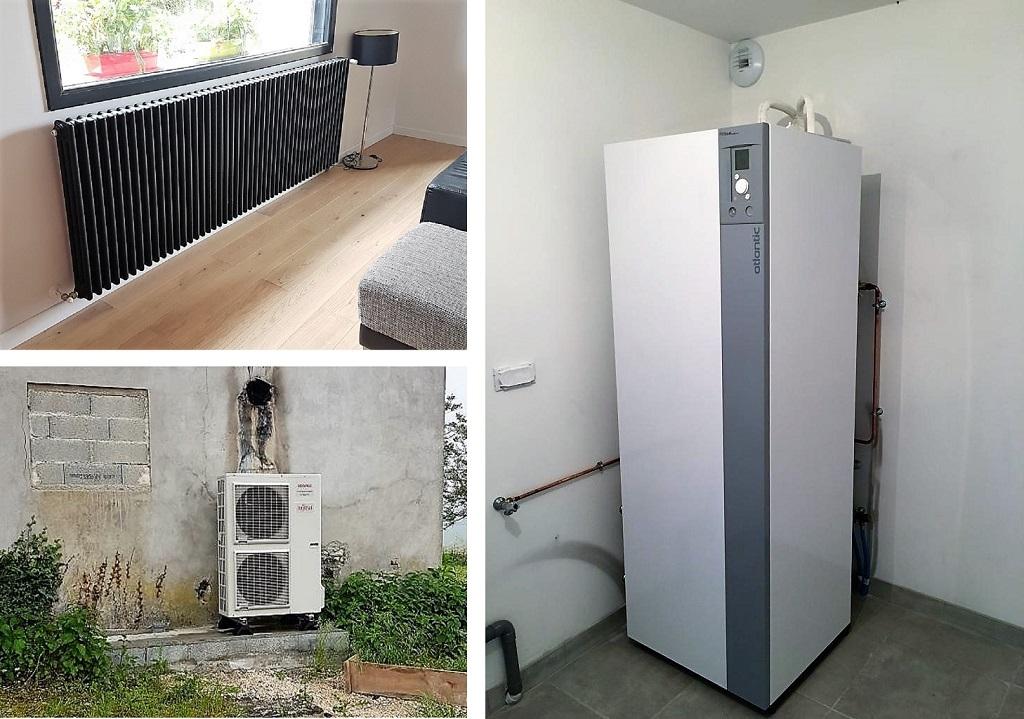 Pompe à Chaleur Tarnos → Devis/Coût : Installation PAC Air-Eau, Aerothermie