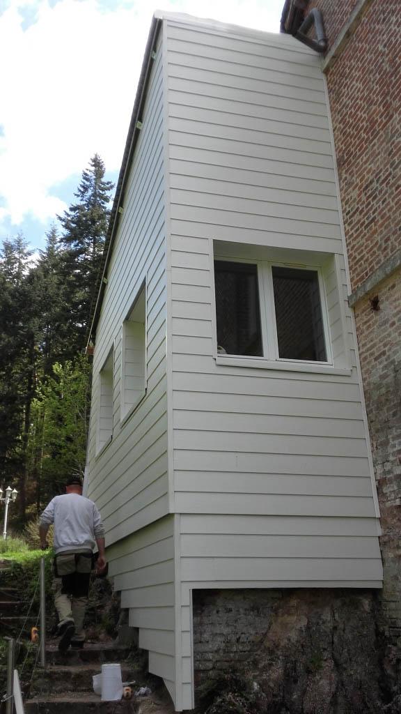 Pose / Installation , Isolation thermique par extérieure par entreprise Rge , Val-de-saâne , 76 Seine-maritime-Seine Maritime (76)