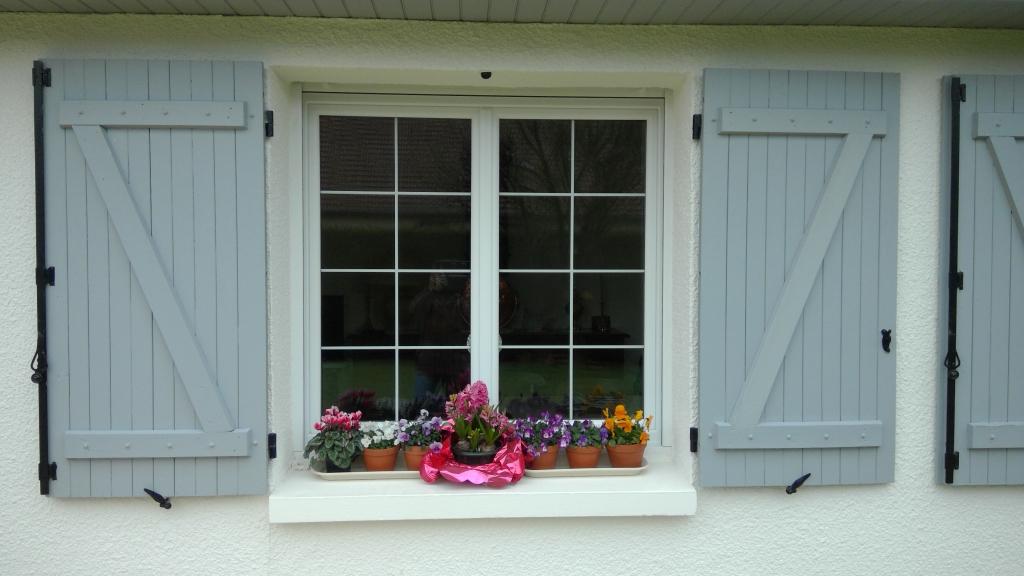 Installation / Pose de Fenêtres en Pvc par artisan Rge secteur Luneray / Dieppe , 76 , Seine-Maritime-Seine Maritime (76)